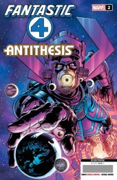 Fantastic Four: Antithesis #2 2nd Printing