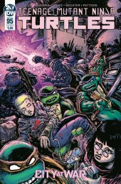 Teenage Mutant Ninja Turtles #95 Cover B Eastman