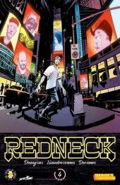 Redneck #4 Images of Tomorrow Variant