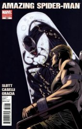 The Amazing Spider-Man #654 2nd Printing