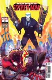 Miles Morales: Spider-Man #5 Original Cover