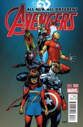 All-New, All-Different Avengers #1 Asrar Variant