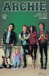 Archie #25 Cover B Albuquerque