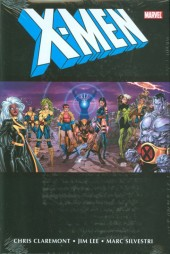 X-Men By Claremont and Lee Omnibus Vol. 1 HC Direct Edition