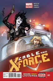 Cable and X-Force #11