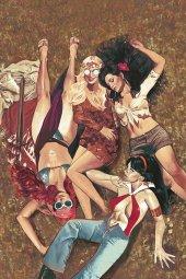 Red Sonja & Vampirella Meet Betty & Veronica #10 Dalton Ltd Virgin Cover