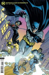Batman and the Outsiders #15 Variant Edition