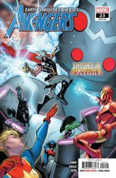 Avengers #23 Original Cover