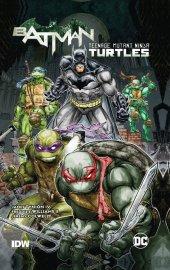Batman / Teenage Mutant Ninja Turtles TP 2nd Printing