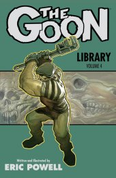 the goon library vol. 4 hc