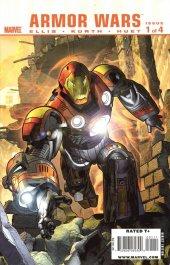 Ultimate Comics Armor Wars #1