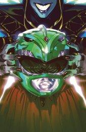 Mighty Morphin Power Rangers #51 Foil Wraparound Variant