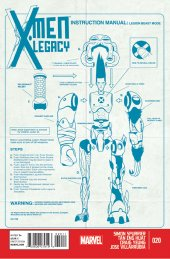 X-Men: Legacy #20