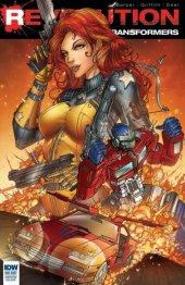 Transformers: Revolution #1 Variant Edition
