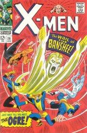 The X-Men #28 JC Penney Marvel Vintage Pack 2nd Printing