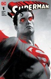 Superman #1 Joshua Middleton Variant B