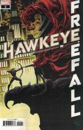 Hawkeye: Freefall #2 1:25 Incentive Kyle Hotz Variant