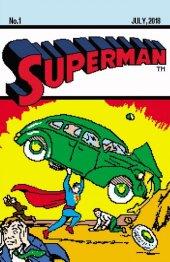 Superman #1 Matthew Waite 8-Bit Variant