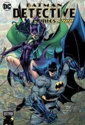 Detective Comics #1000 Torpedo Comics Exclusive Jim Lee Variant Cover Batman & Catwoman