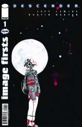 Descender #1 Image Firsts Edition