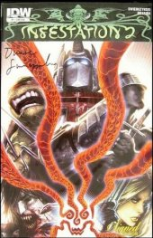 Infestation 2 #1 Signed Edition
