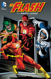 the flash by geoff johns book 1 tp