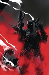 The Batman Who Laughs: The Grim Knight #1 Dynamic Forces Exclusive Jock Variant
