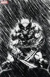Wolverine #2 Finch Inks Virgin Variant