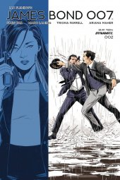 James Bond 007 #2 Cover D Laming