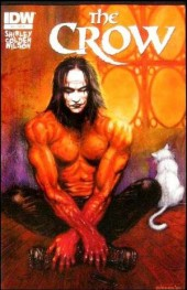 The Crow: Death and Rebirth #4 10 Copy Incv