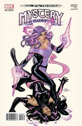 Hunt for Wolverine: Mystery in Madripoor #4 Terry Dodson Spoiler Variant