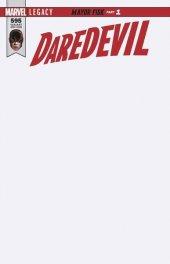 Daredevil #595 Blank Variant