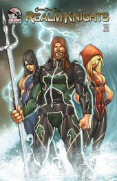 Grimm Fairy Tales Presents Realm Knights #3 Original Cover