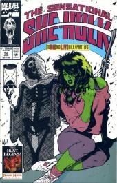 The Sensational She-Hulk #52