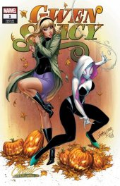 Gwen Stacy #1 J. Scott Campbell Variant C