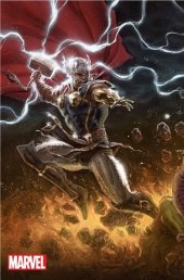 Thor #1 Thor #1 Karre Andrews Connecting Party Virgin Variant