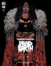 Wonder Woman: Dead Earth #2 Variant Cover