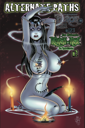 Tarot: Witch of the Black Rose #123