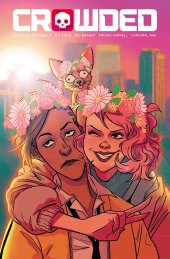 Crowded #10 Cover B Sterle