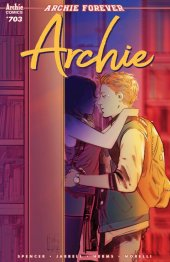 Archie #703 Cover B Lotay