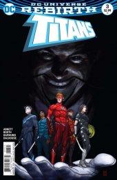 Titans #3 Variant Edition