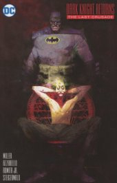 Dark Knight Returns: The Last Crusade #1 Bill Sienkiewicz Variant