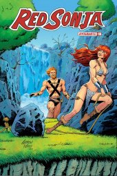 Red Sonja #18 1:10 Pepoy Seduction Incentive