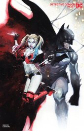 Detective Comics #1027 Cover H Olivier Coipel Batman & Harley Quinn Variant