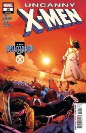 Uncanny X-Men #10 Original Cover