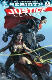 Justice League #1 Dell