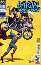 Batgirl and the Birds of Prey #21 Variant Edition