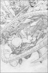 Wolverine: Origins #7 Quesada Sketch Variant