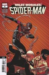 Miles Morales: Spider-Man #5 2nd Printing