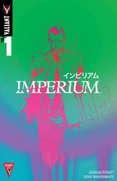 Imperium #1 Hairsine & Muller Variant